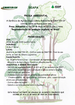 Prosa Ambiental - EMATER