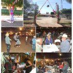 Festa Junina na comunidade Asproeste